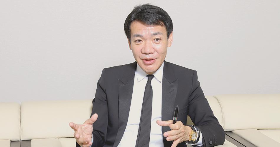 経営企画本部 品質保証部 担当部長 高橋敏様